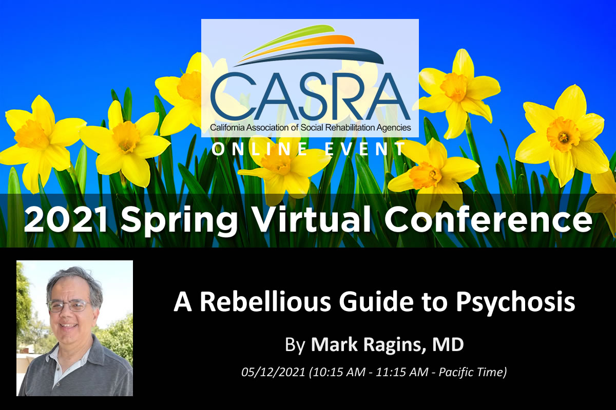 2021 Spring Virtual Conference - Mark Ragins, MD (promotional video)