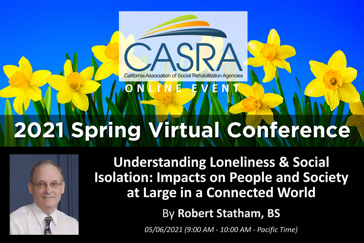 2021 Spring Virtual Conference - Promotional Video