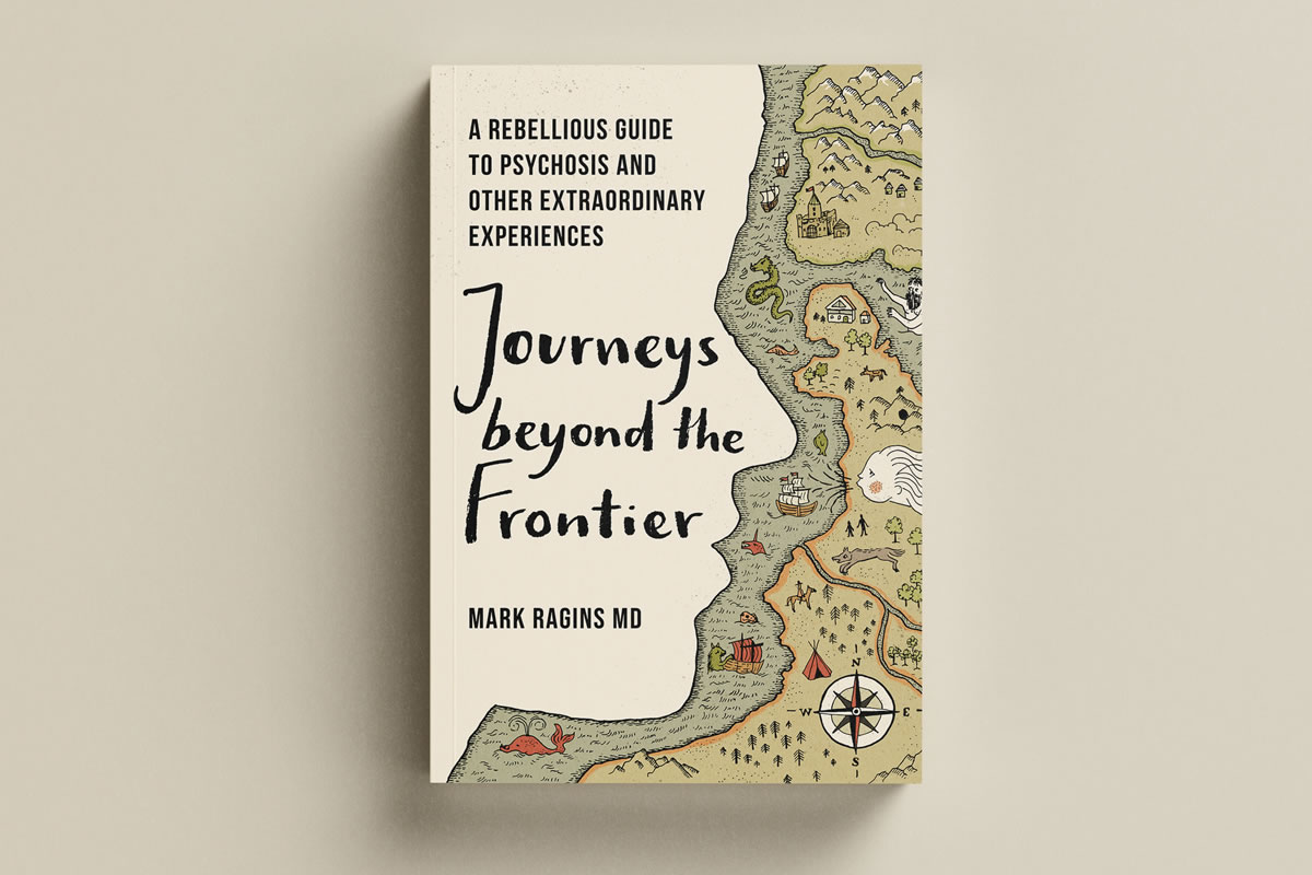 Mark Ragin's book is now published: Journeys Beyond the Frontier