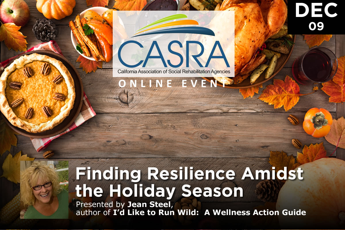 Finding Resilience Amidst the Holiday Season