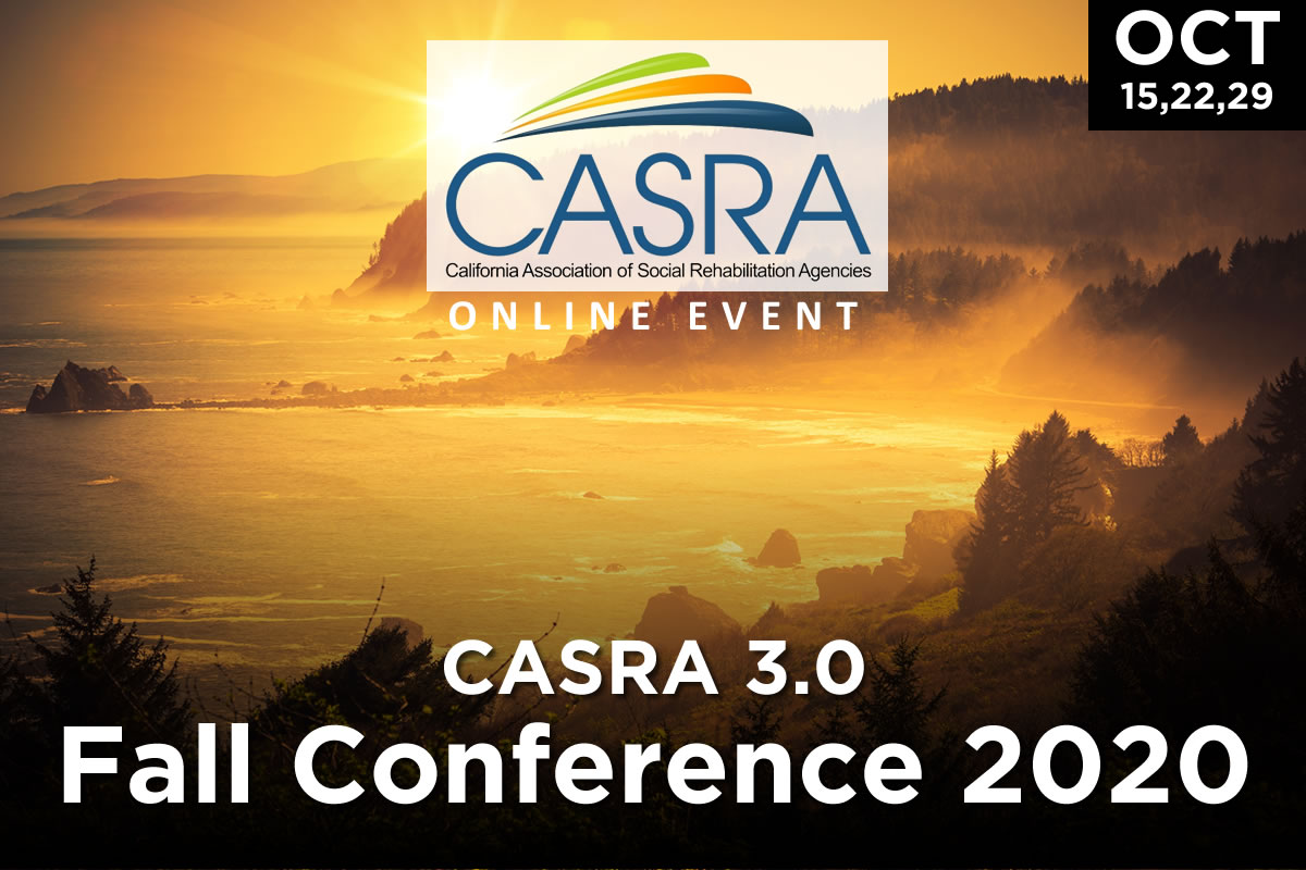 CASRA 3.0 Fall Conference 2020